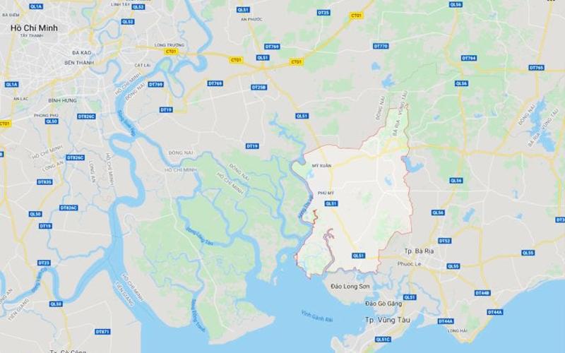 Thị xã Phú Mỹ - những lợi thế cộng hưởng thu hút nhà đầu tư bất động sản