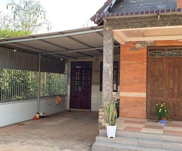 B086 -Bán nhà to, vườn đẹp 13117m2, 600m2 thổ cư, 100m mặt tiền, giá 9,8 tỷ tại Xà Bang, Châu Đức, BRVT