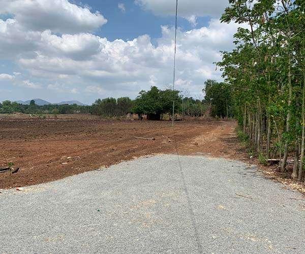 B107 - Bán miếng đất S 1,5ha, cách đường lớn chỉ 35m, giá 12 tỷ tại xã Bình Ba, Châu Đức, BRVT
