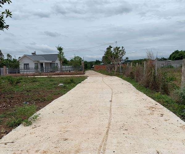 B121 - Bán đất vườn 4860m2 có 300m thổ cư cách QL56 chỉ 200m giá 4.8 tỷ tại Bàu Chinh, Châu Đức BRVT