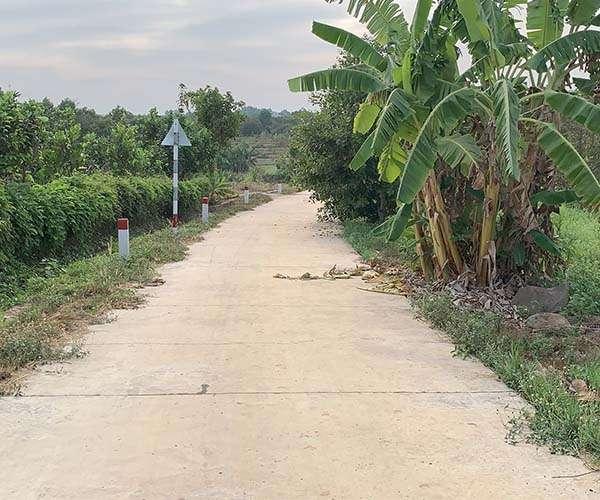 B123 - [NGHĨ DƯỠNG ] Bán vườn trái cây đủ loại 1.3HA view suối cực đẹp, sở hữu gần 300m mặt tiền bê tông, cách đường Mỹ Xuân - Ngãi Giao chỉ 2km giá 15 tỷ tại Láng Lớn, Châu Đức, BRVT