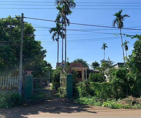 B137 - [ NGHỈ DƯỠNG ] Bán nhà vườn trái cây cổ thụ 10272m2 mặt tiền đường Xà Bang - Láng Lớn - Mỹ Xuân, cách QL56 chỉ 3km, có sẵn 300m2 thổ cư giá 12 tỷ tại Xà Bang, Châu Đức, BRVT
