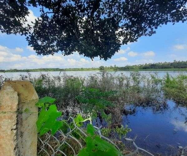 Bán 3338 m2 đất có 168m2 mặt hồ Kim Long, view thoáng, rộng, cực đẹp