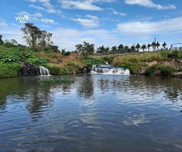 Bán khu nhà vườn ven thác siêu đẹp, S 2ha, giá 28 tỷ tại Bình Ba, Châu Đức, BRVT