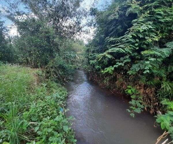 B070 - Bán miếng đất 10614m2, có 150m mặt suối giá 4,9 tỷ tại Láng Lớn, Châu Đức, BRVT