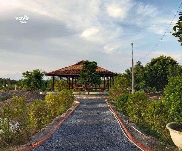 Bán miếng đất 1ha dọc sông Sài Gòn, Bến Cát, Bình Dương