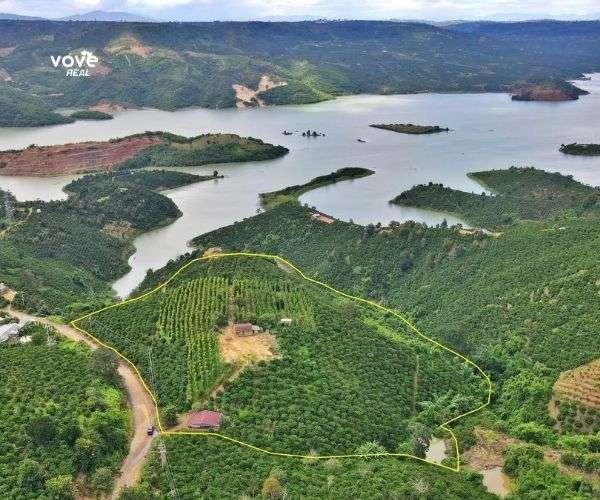 Bán quả đồi view sông Đồng Nai, 3,5ha, giá đầu tư