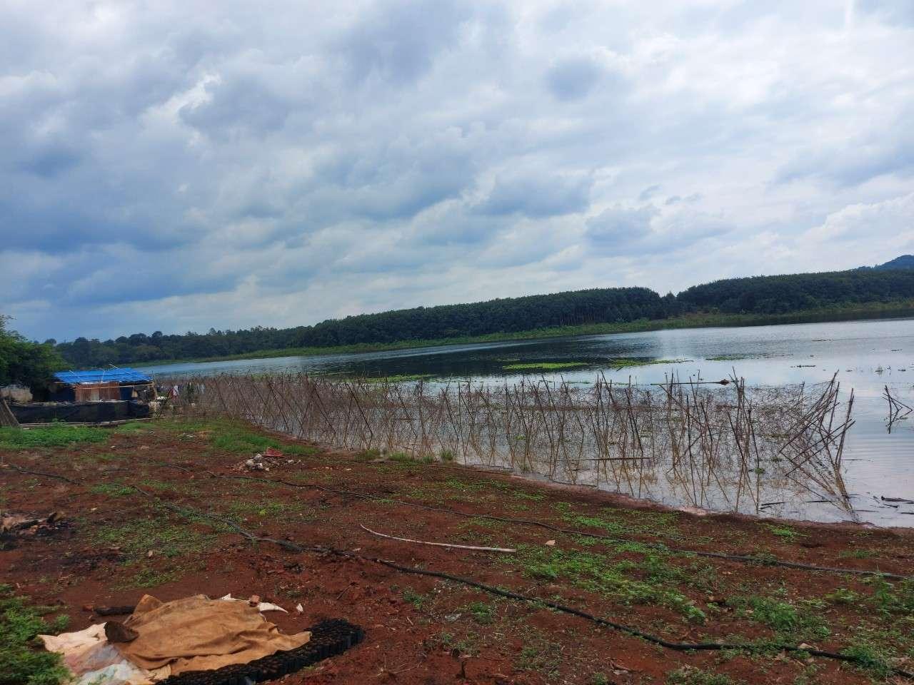 Bán vườn trái cây 5000m2, ven hồ Suối Vọng, hồ đẹp nhất Cẩm Mỹ