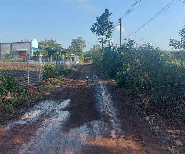 D048 - [ GÓC ĐẦU TƯ ] Bán miếng đất vị trí đẹp 7727m2, có 2 mặt tiền rộng đến 160m, ngay khu dân cư đông đúc giá 15.45 tỷ tại Cẩm Đường, Long Thành, Đồng Nai