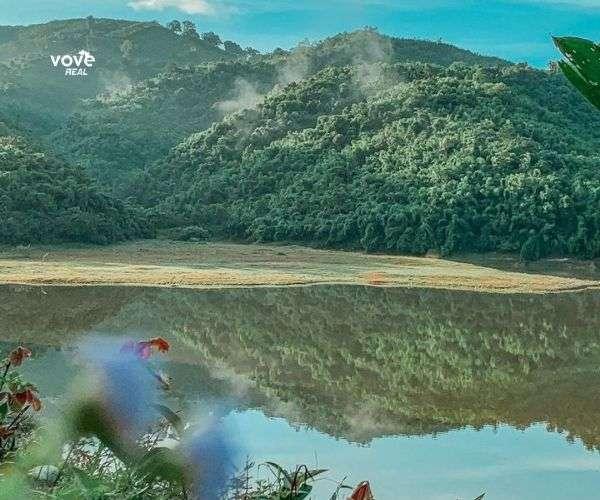 Góc nghỉ dưỡng sinh thái tuyệt vời, view cực đỉnh tại Đạ Tẻh, Lâm Đồng