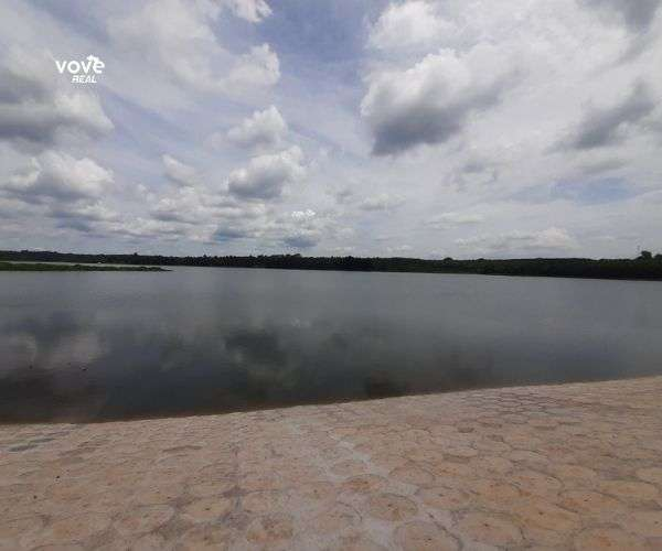 B024 - Siêu phẩm giếng phun view hồ Kim Long, S 17000m2, giá 10 tỷ tại Kim Long, Châu Đức, BRVT